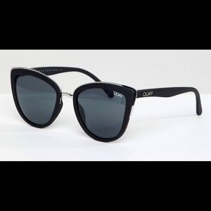 Quay My Girl Sunglasses Black
